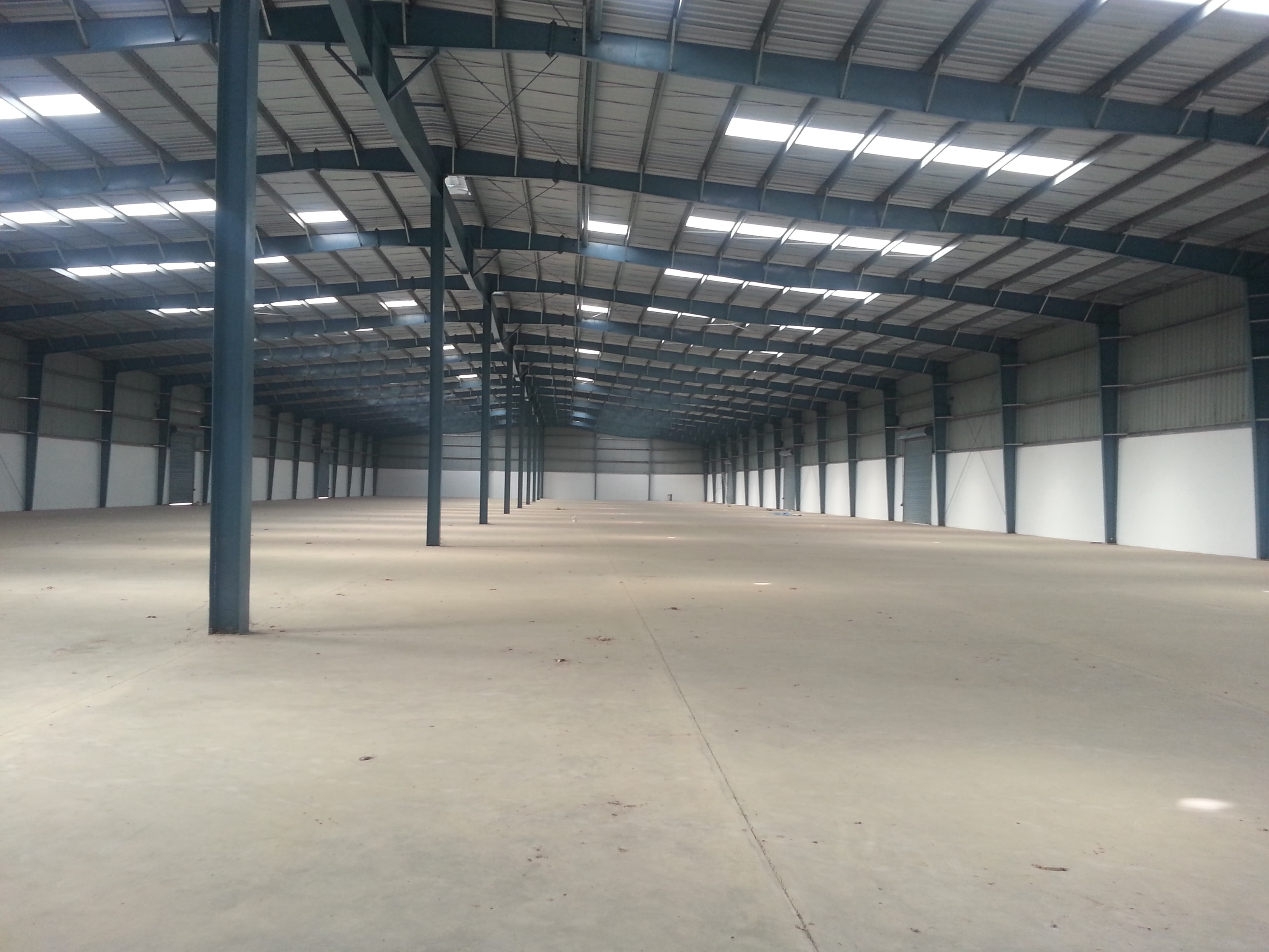Pre Leased Industrial Shed for Sale in Ahmedabad, Gujarat.