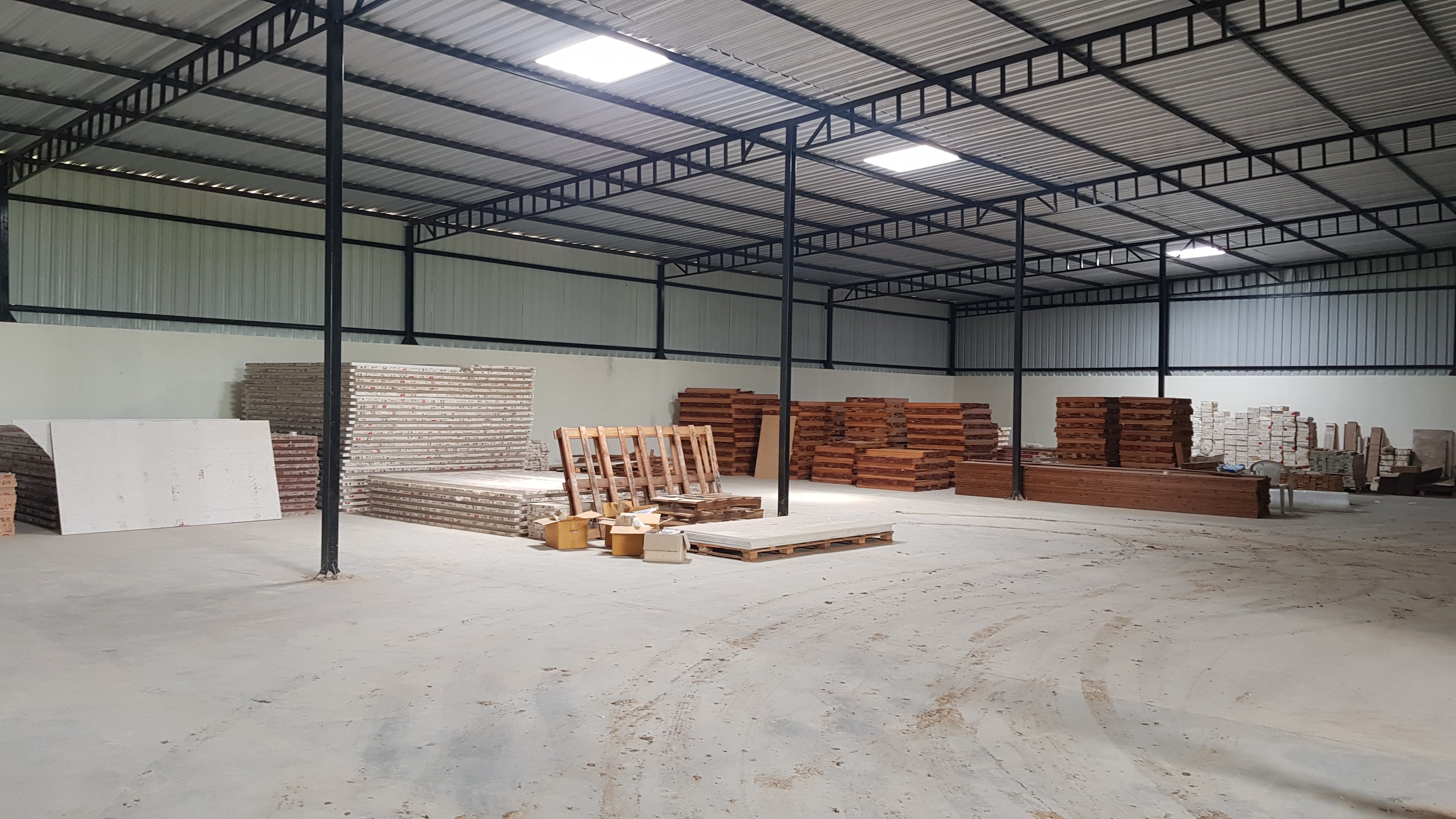 INDUSTRIAL SHED | FACTORY IN LEASE IN KADI , AHMEDABAD – 9825249510