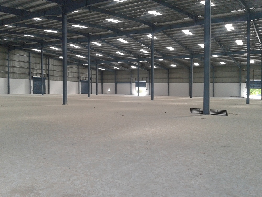 98000 SQ.FT INDUSTRIAL SHED FOR LEASE IN VITHALAPUR , BECHARAJI , MEHSANA – 9825249510