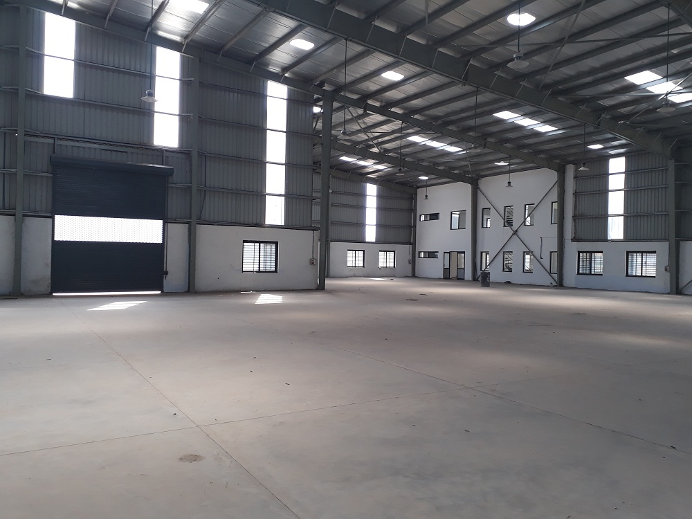 35000 SQ.FT INDUSTRIAL SHED FOR RENT IN VITHALAPUR MEHSANA – 9825249510