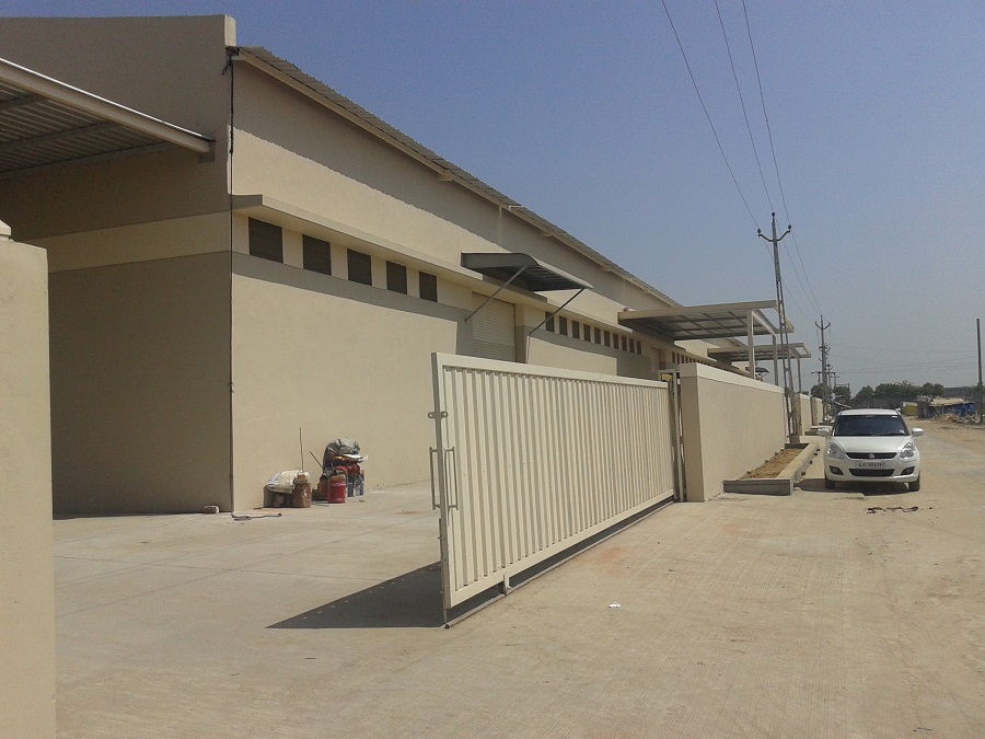 SHED | FACTORY FOR LEASE | RENT IN SARIGAM – 9825249510