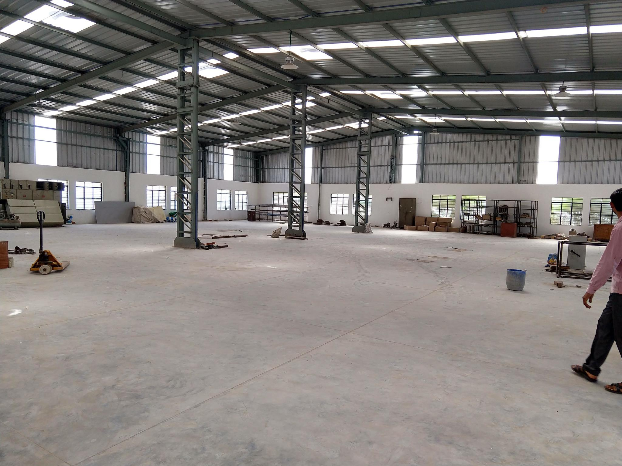 Factory for Sale in Ahmedabad, Gujarat.