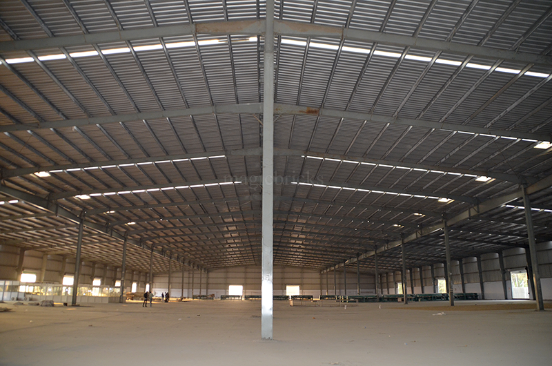 INDUSTRIAL SHED   FACTORY FOR LEASE IN BECHARAJI , MEHSANA – 9825249510