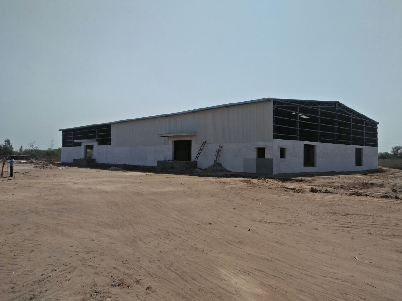INDUSTRIAL SHED   FACTORY FOR RENT   LEASE IN BECHARAJI , VITHALAPUR , MEHSANA – 9825249510