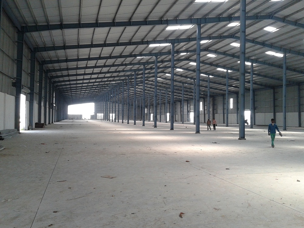 Industrial Shed / Factory Broker in Chhatral, Ahmedabad.