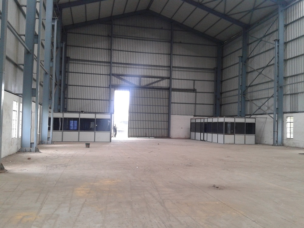 INDUSTRIAL SHED | FACTORY FOR LEASE IN SILVASSA, VAPI – 9825249510