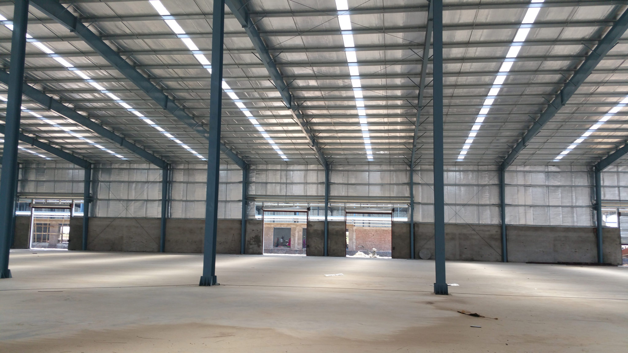 INDUSTRIAL SHED | FACTORY FOR RENT | LEASE  IN RAJKOT – 9825249510