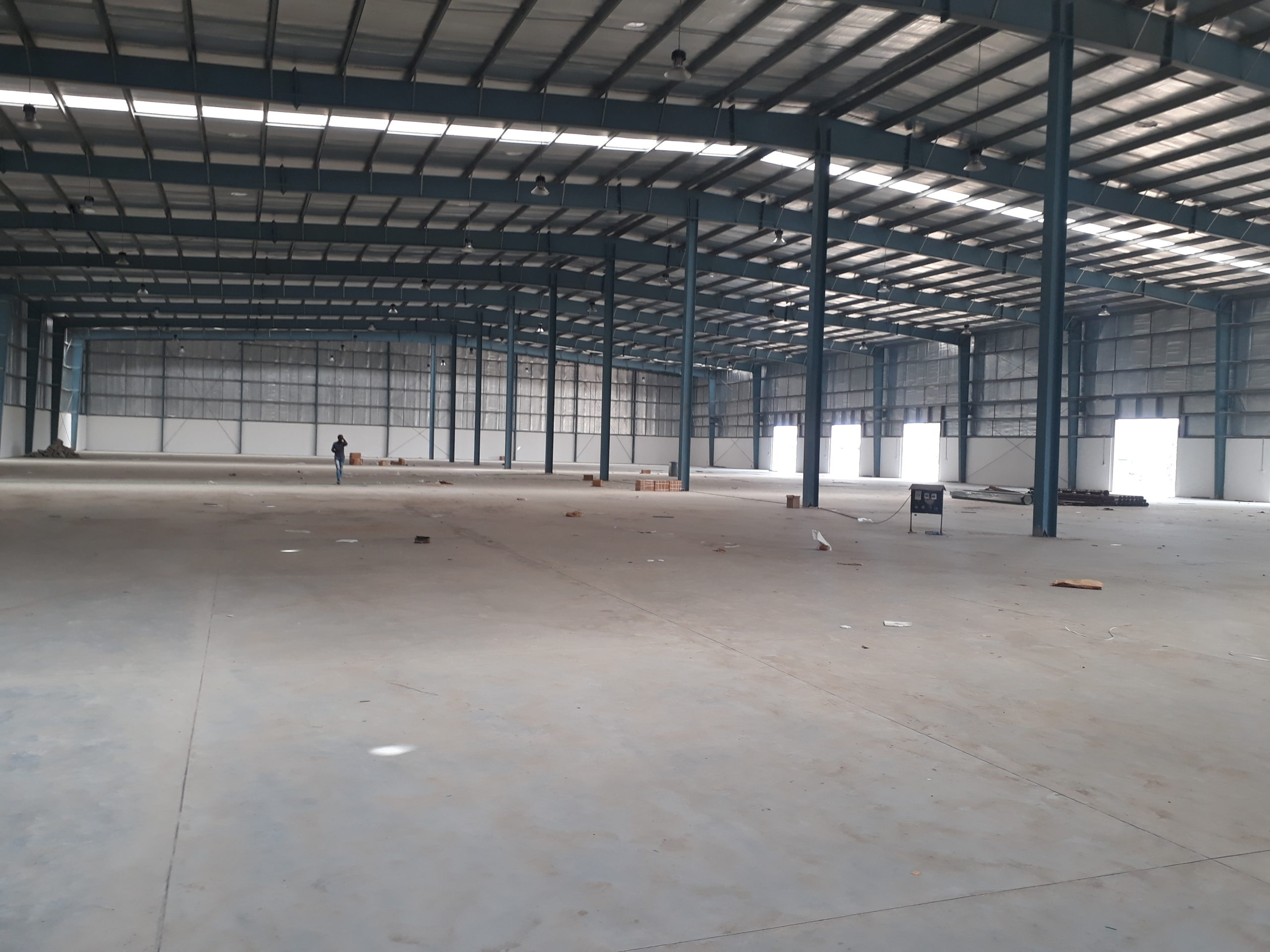 Industrial Shed / Factory For Lease in Changodar