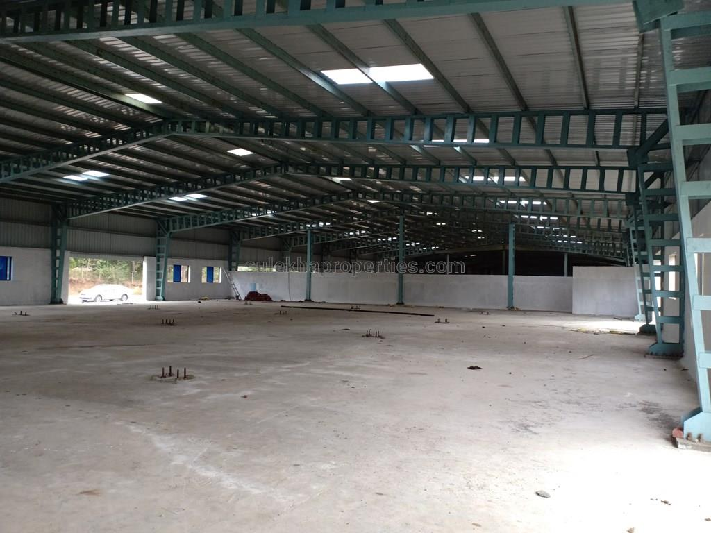 INDUSTRIAL SHED | FACTORY FOR RENT | LEASE IN BAVLA , ASLALI , AHMEDABAD – 9825249512