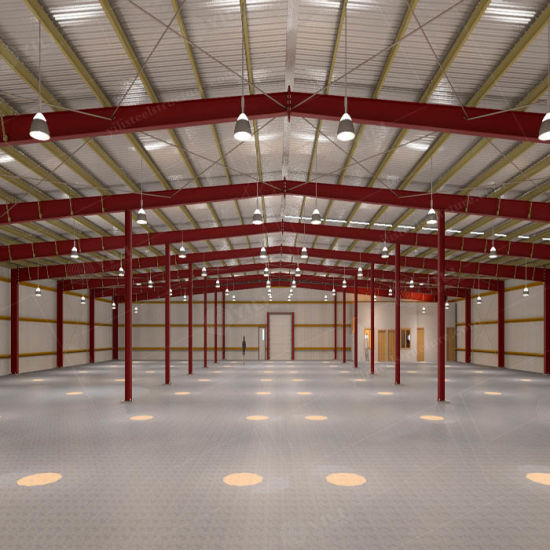 Modern peb structure. WareHouse for Lease in Bavla