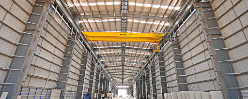 Prefabricated Industrial Structures Shed in Ahmedabad