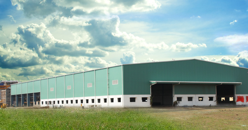 Pre fabricated Building manufacturer in Ahmedabad, Gujarat.